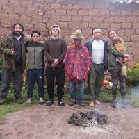 Ayahuasca ceremony center in Cusco