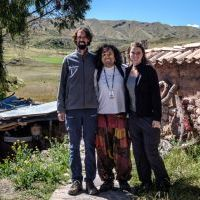San Pedro experience in Cusco Peru - photo: Felicitas & Andreas from Aachen, Germany